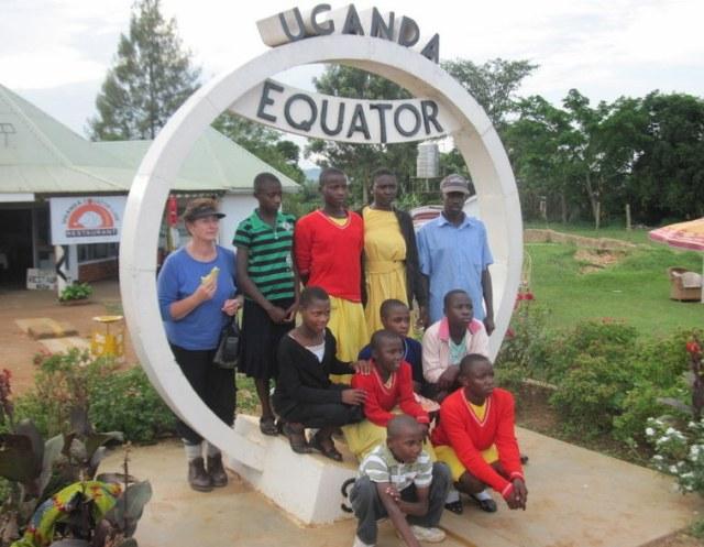 Prečkanje ekvatorja