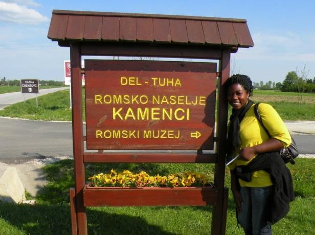 Obisk romske skupnosti Kamenci v Prekmurju